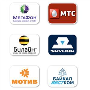 Операторы сотовой связи Тамбовки